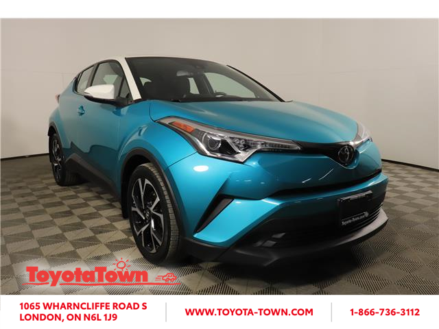 2018 Toyota C-HR XLE (Stk: F0431L) in London - Image 1 of 26