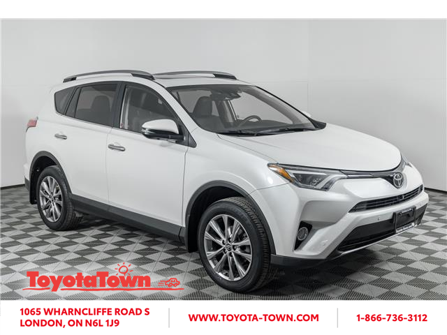 2017 Toyota RAV4 Limited (Stk: F0622L) in London - Image 1 of 30