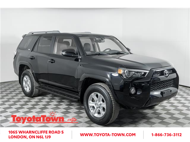 2018 Toyota 4Runner SR5 (Stk: U11987) in London - Image 1 of 30