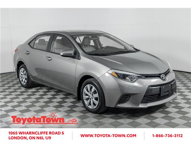 2016 Toyota Corolla LE (Stk: F0571L) in London - Image 1 of 26