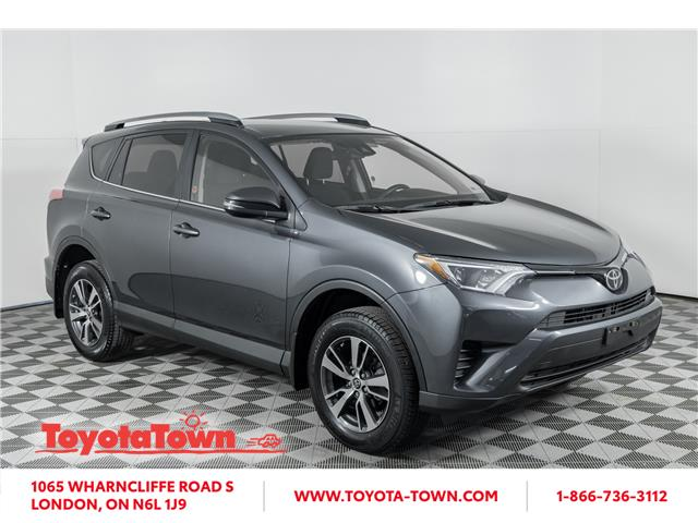 2018 Toyota RAV4 LE (Stk: U11992L) in London - Image 1 of 27