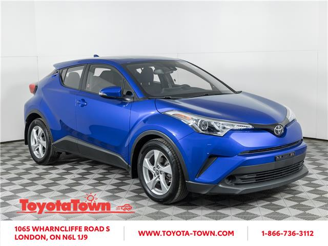 2018 Toyota C-HR XLE (Stk: F0703L) in London - Image 1 of 27