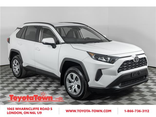 2020 Toyota RAV4 LE (Stk: U12030L) in London - Image 1 of 27