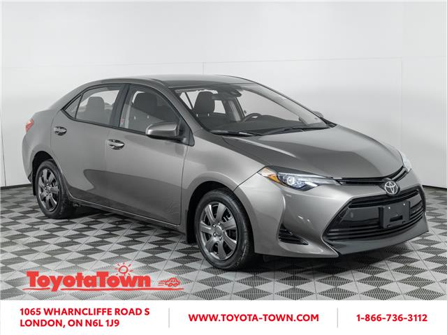 2017 Toyota Corolla LE (Stk: F0589L) in London - Image 1 of 27