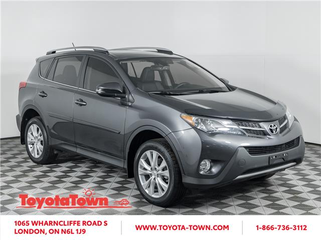 2015 Toyota RAV4 Limited (Stk: F0716A) in London - Image 1 of 29