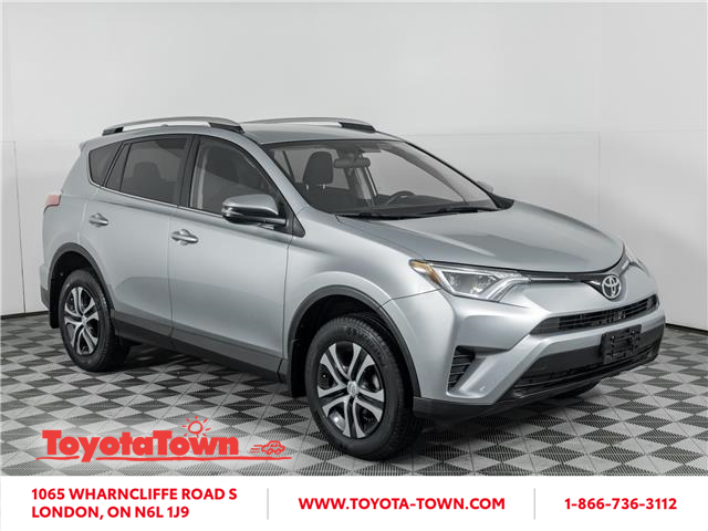 2016 Toyota RAV4 LE (Stk: F0638A) in London - Image 1 of 26