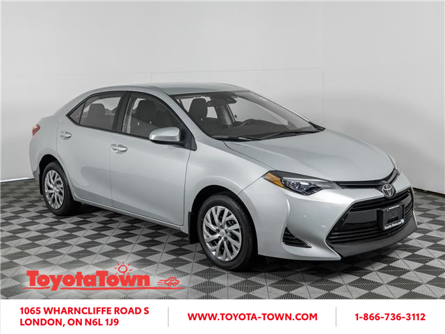 2019 Toyota Corolla LE (Stk: F0704L) in London - Image 1 of 26