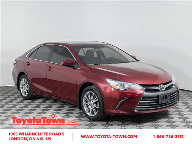 2015 Toyota Camry LE (Stk: F0517A) in London - Image 1 of 25