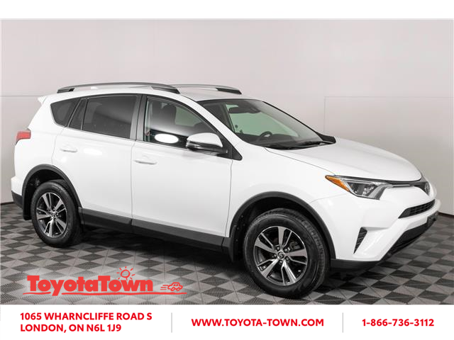 2018 Toyota RAV4 LE (Stk: F1075A) in London - Image 1 of 29
