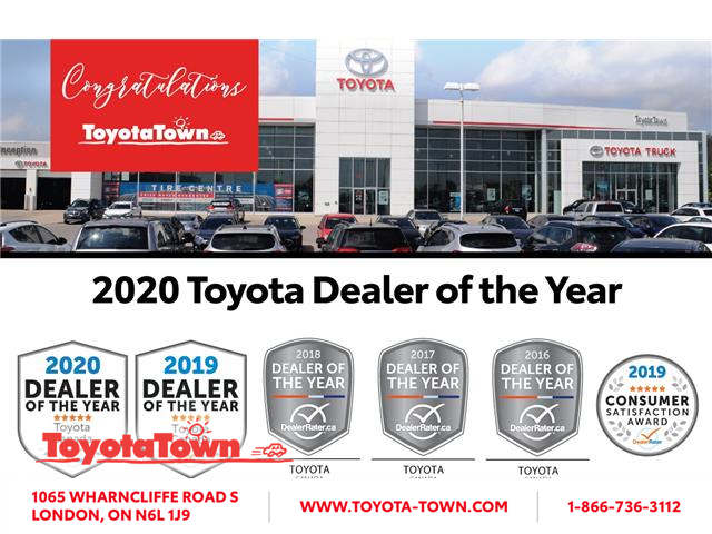 2017 Toyota RAV4 Limited (Stk: F1154L) in London - Image 1 of 4