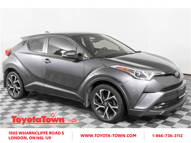 2018 Toyota C-HR XLE (Stk: F1183L) in London - Image 1 of 12