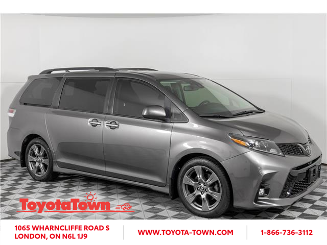 2018 Toyota Sienna SE 8-Passenger (Stk: F1029A) in London - Image 1 of 30