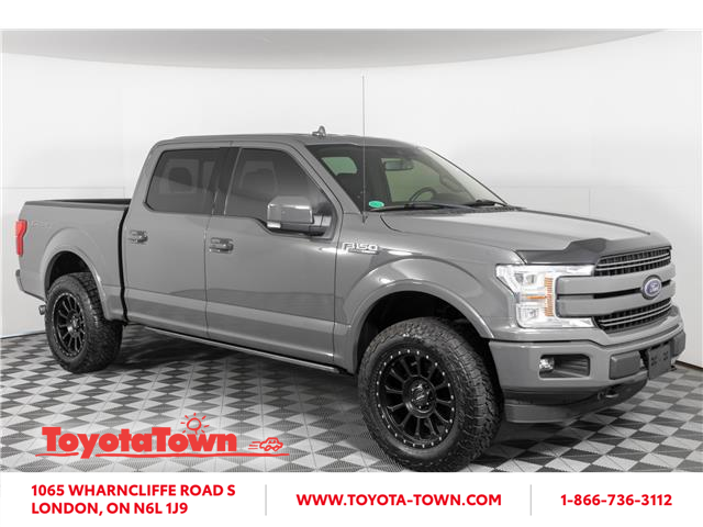 2018 Ford F-150 Lariat (Stk: F1367A) in London - Image 1 of 29