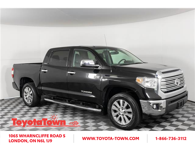 2016 Toyota Tundra Limited 5.7L V8 (Stk: F1382A) in London - Image 1 of 30