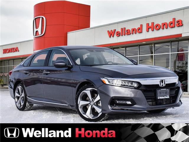 2020 Honda Accord Touring 2.0T (Stk: N20030) in Welland - Image 1 of 31