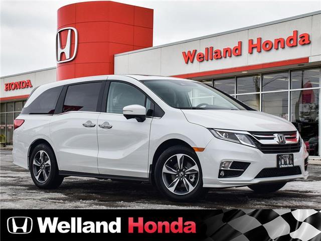2020 Honda Odyssey EX-L Navi (Stk: N20085) in Welland - Image 1 of 27