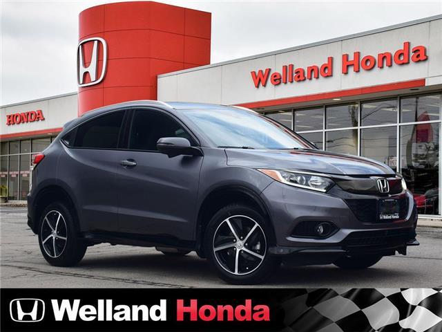 2020 Honda HR-V Sport (Stk: N20137) in Welland - Image 1 of 24