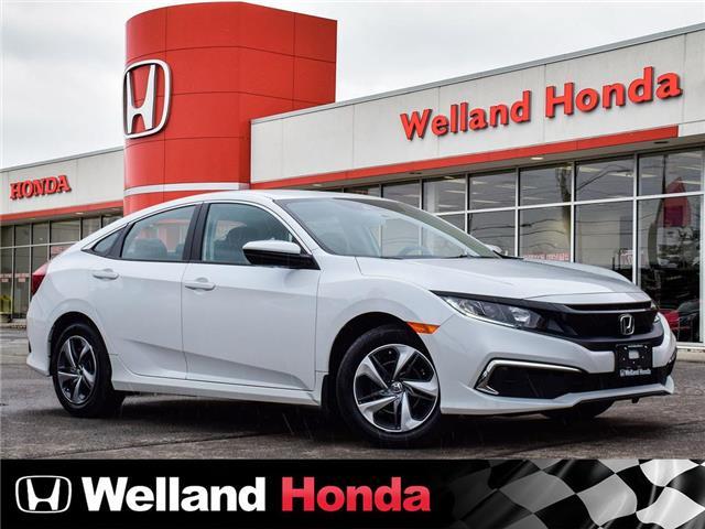 2020 Honda Civic LX (Stk: N20279) in Welland - Image 1 of 23