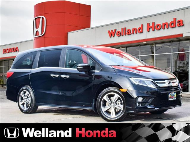 2020 Honda Odyssey EX-RES (Stk: N20268) in Welland - Image 1 of 26