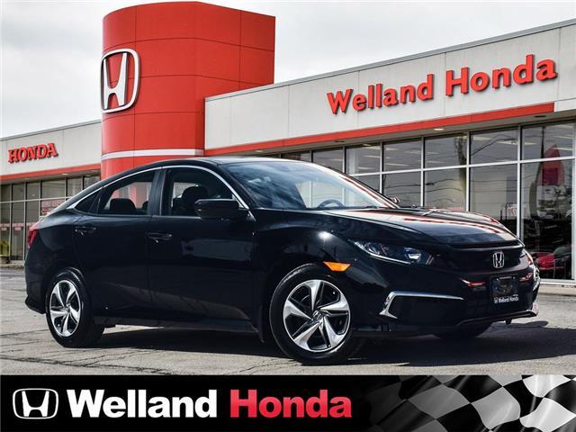 2020 Honda Civic LX (Stk: N20347) in Welland - Image 1 of 22