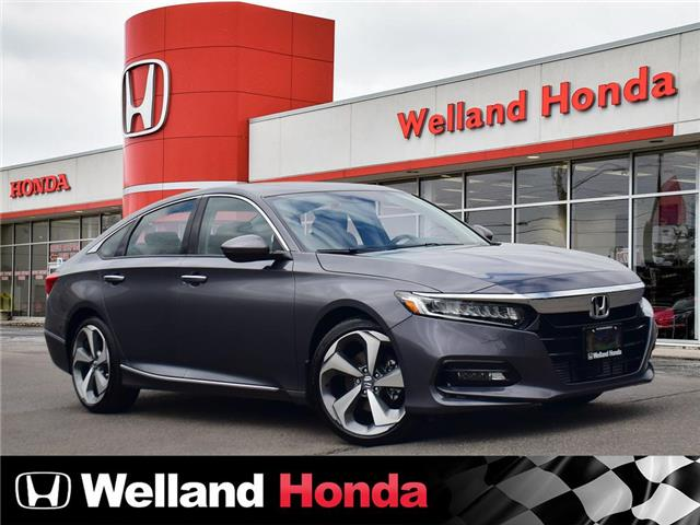 2020 Honda Accord Touring 1.5T (Stk: N20220) in Welland - Image 1 of 25