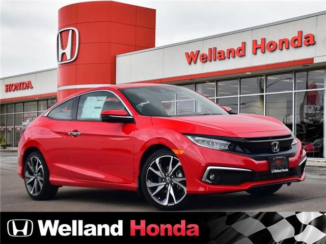2020 Honda Civic Touring (Stk: N20326) in Welland - Image 1 of 23