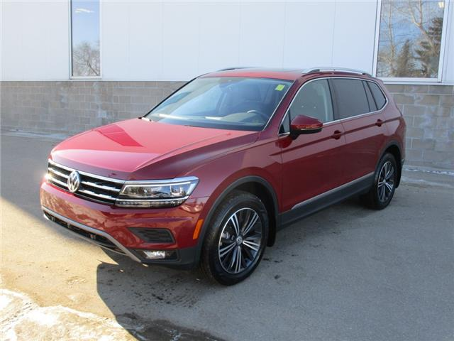 2020 Volkswagen Tiguan Highline (Stk: 200090) in Regina - Image 1 of 50