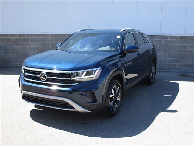 2020 Volkswagen Atlas Cross Sport 3.6 FSI Comfortline (Stk: 200175) in Regina - Image 1 of 43