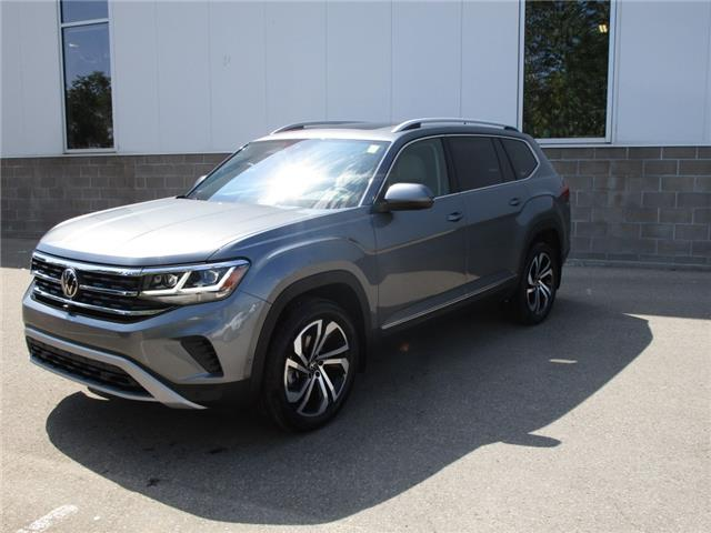 2021 Volkswagen Atlas 3.6 FSI Highline (Stk: 210006) in Regina - Image 1 of 49
