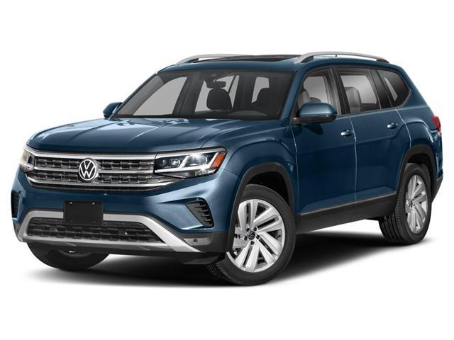 2021 Volkswagen Atlas 3.6 FSI Execline (Stk: 210013) in Regina - Image 1 of 9