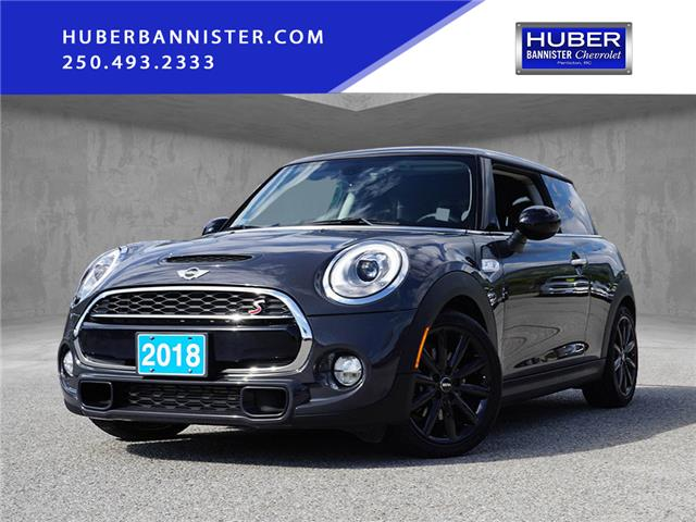 2018 MINI 3 Door Cooper S (Stk: N04520B) in Penticton - Image 1 of 22