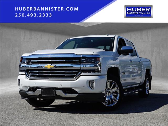 2016 Chevrolet Silverado 1500 High Country (Stk: 9528A) in Penticton - Image 1 of 25
