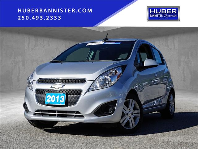 2013 Chevrolet Spark LS Manual (Stk: 9502B) in Penticton - Image 1 of 15