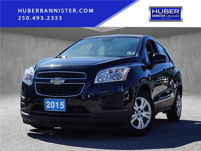 2015 Chevrolet Trax LS (Stk: N48519A) in Penticton - Image 1 of 16