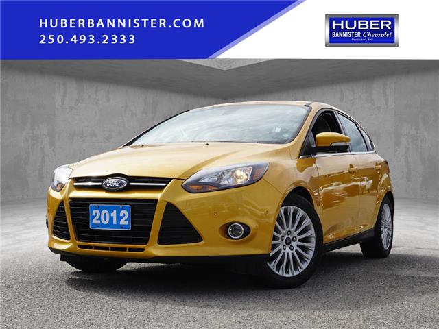 2012 Ford Focus Titanium (Stk: 9514B) in Penticton - Image 1 of 20