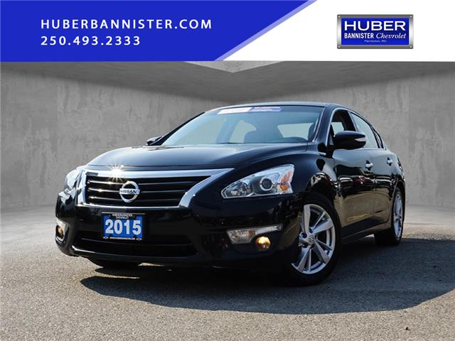2015 Nissan Altima  (Stk: N24120A) in Penticton - Image 1 of 20