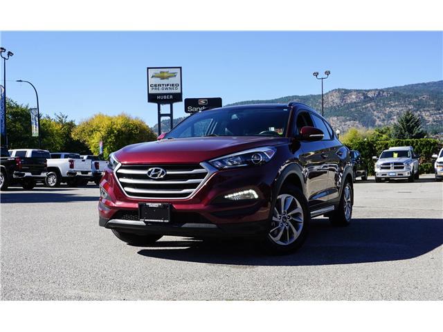 2017 Hyundai Tucson SE (Stk: 9555A) in Penticton - Image 1 of 21