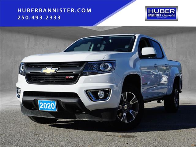 2020 Chevrolet Colorado Z71 (Stk: 9557A) in Penticton - Image 1 of 20