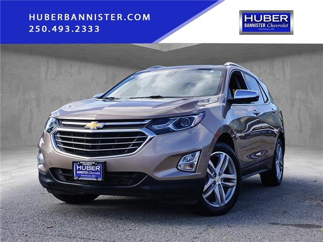 2018 Chevrolet Equinox Premier (Stk: 9558A) in Penticton - Image 1 of 24