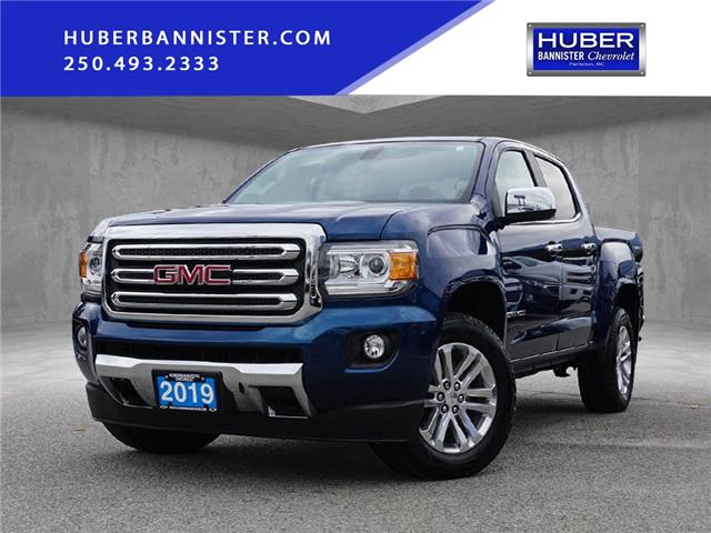 2019 GMC Canyon SLT (Stk: 9574A) in Penticton - Image 1 of 18