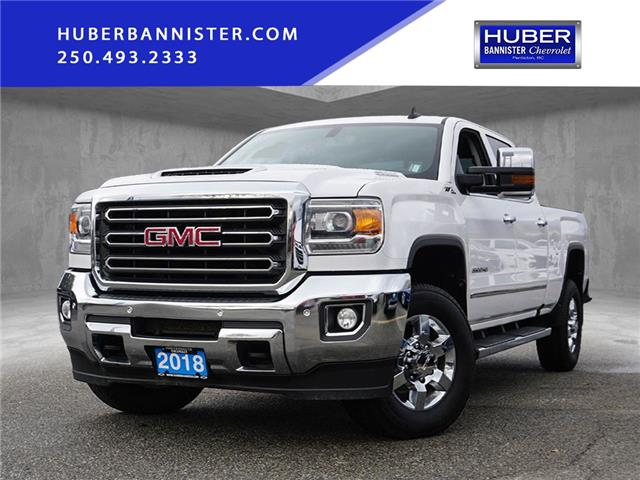 2018 GMC Sierra 3500HD SLT (Stk: 9590A) in Penticton - Image 1 of 25