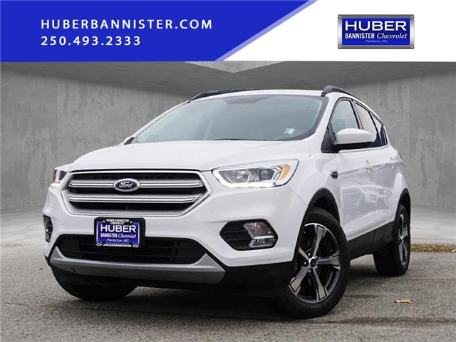 2018 Ford Escape SEL (Stk: 9606A) in Penticton - Image 1 of 18