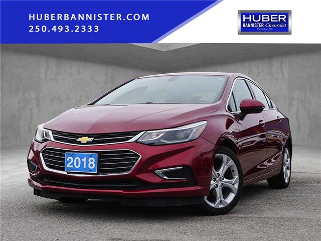 2018 Chevrolet Cruze Premier Auto (Stk: 9608A) in Penticton - Image 1 of 21