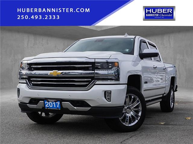 2017 Chevrolet Silverado 1500 High Country (Stk: N02821A) in Penticton - Image 1 of 27