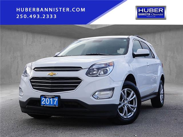 2017 Chevrolet Equinox LT (Stk: 9612A) in Penticton - Image 1 of 21