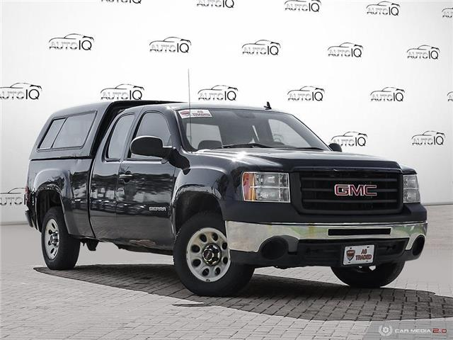 2013 GMC Sierra 1500 WT (Stk: U0713A) in Barrie - Image 1 of 29