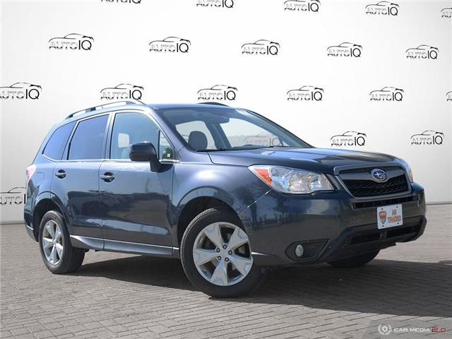 2015 Subaru Forester  (Stk: 6545A) in Barrie - Image 1 of 8
