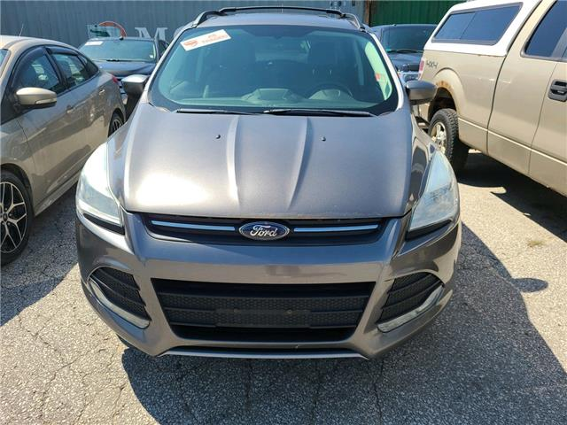 2013 Ford Escape SE (Stk: U0194A) in Barrie - Image 1 of 3