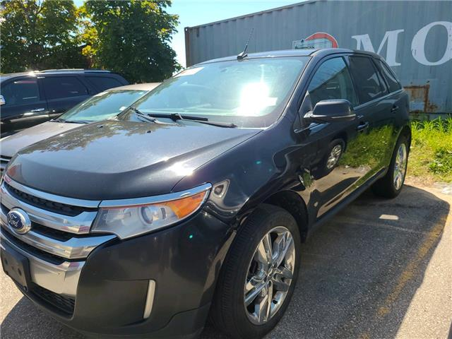 2013 Ford Edge Limited (Stk: 6600A) in Barrie - Image 1 of 3