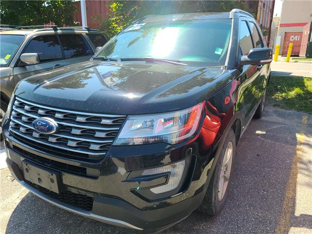 2016 Ford Explorer XLT Black